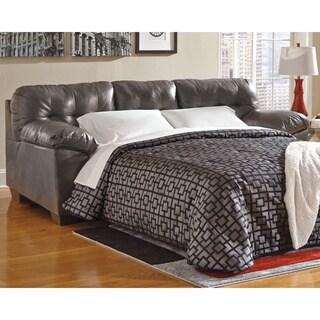 Alliston Contemporary Gray Queen Sofa Sleeper