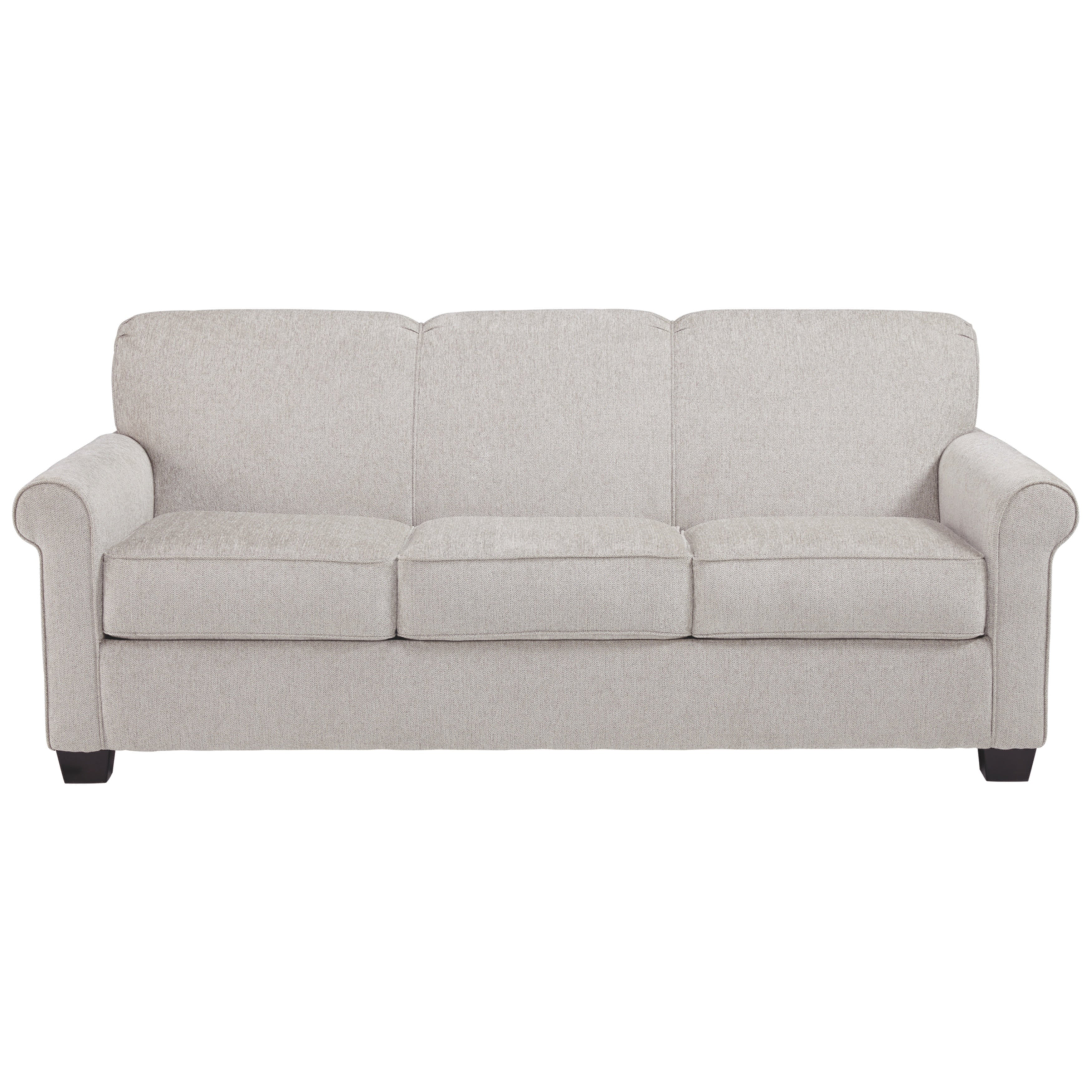 Signature Design by Ashley Cansler Contemporary Pebble Queen Sofa Sleeper