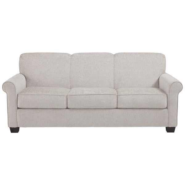 Fantastic Signature Design By Ashley Cansler Contemporary Pebble Queen Sofa Sleeper Home Remodeling Inspirations Genioncuboardxyz