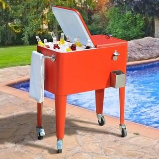 Sunjoy Beverage Outdoor Cooler