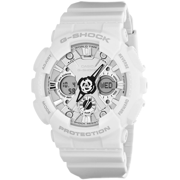 a2a12cf666f1 Shop Casio Women s G-Shock GMA-S120MF-7A1CR - N A - Free Shipping Today -  Overstock - 21012492