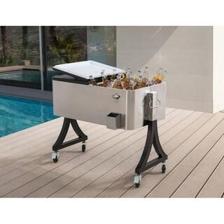 Sunjoy 12 Quart Outdoor Cooler
