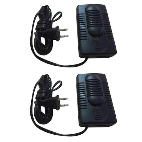 Royal Designs 300W 6' Cord SPT-2, Lamp Light Dimmer Foot Slider