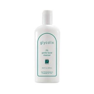 Glycolix 5-percent Gentle 8-ounce Facial Cleanser