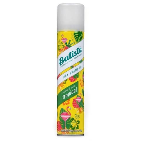 Batiste 6.73-ounce Dry Shampoo Instant Hair Refresh Tropical