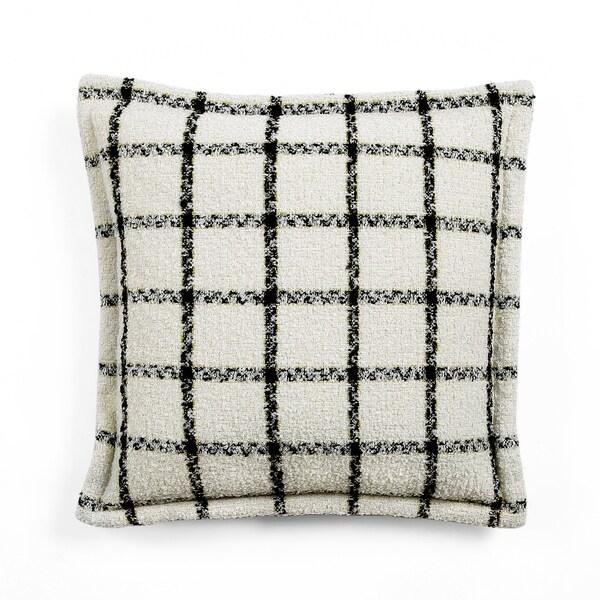 Shop Lush Decor Erica Plaid Decorative Throw Pillow On Sale Free Interesting Lush Decor Throw Pillows