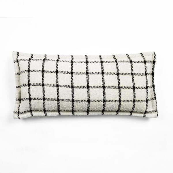 Erica Plaid Decorative Throw Pillow
