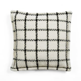 Lush Decor Erica Plaid Decorative Throw Pillow