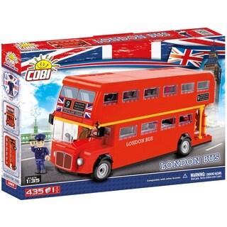 COBI Action Town London Bus 435 Piece Construction Blocks Building Kit