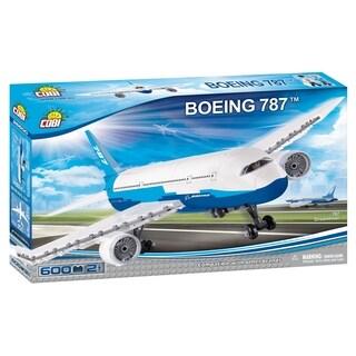 COBI Boeing 787 Dreamliner Airplane 600 Piece Construction Blocks Building Kit