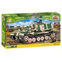 COBI Small Army World War II Sdkfz 184 Panzerjager Tank 515 Piece Construction Blocks Building Kit