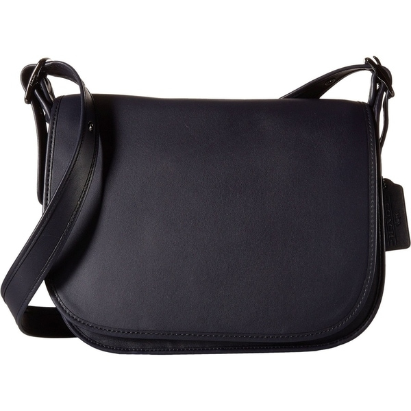 0f2282bd8483 Shop Coach Glovetanned Leather Saddle Bag - On Sale - Free Shipping Today -  Overstock - 21013098