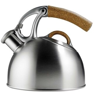 OXO Good Grips Uplift Tea Kettle Anniversary Edition Brushed Stainless Steel