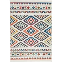 Nourison Tribal Decor Aztec Print Area Rug