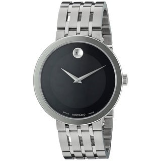 Movado Men's 0607057 'Esperanza' Stainless Steel Watch