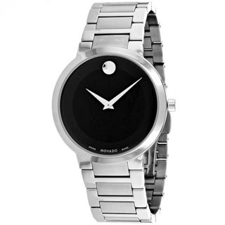 Movado Men's 0607119 'Modern Classic' Stainless Steel Watch
