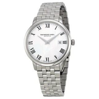 Raymond Weil Men's 5488-ST-00300 'Toccata' Stainless Steel Watch