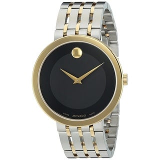 Movado Men's 0607058 'Esperanza' Two-Tone Stainless Steel Watch