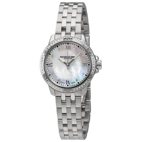 Raymond Weil Women's 5960-STS-00995 'Tango' Diamond Stainless Steel Watch