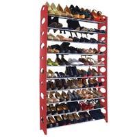 Studio 707 Red Multi-Size Shoe Rack