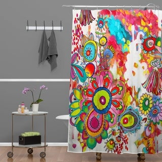 Stephanie Corfee Miss Penelope Shower Curtain (2 options available)