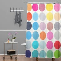 Garima Dhawan Colorplay 9 Shower Curtain