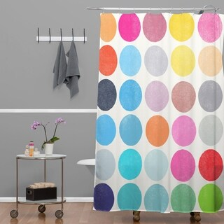 Garima Dhawan Colorplay 9 Shower Curtain