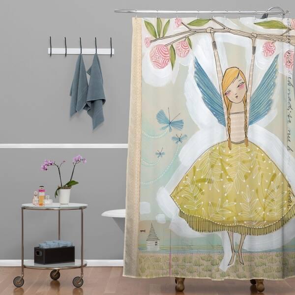 Cori Dantini Make A Little Memory Shower Curtain