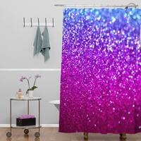 Lisa Argyropoulos New Galaxy Shower Curtain
