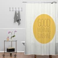Allyson Johnson Morning Sunshine Shower Curtain