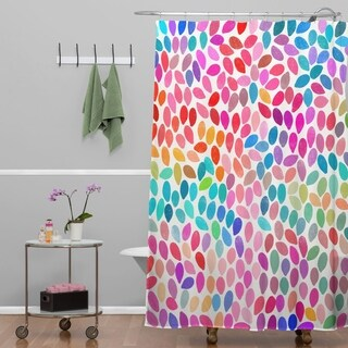 Garima Dhawan Rain 8 Shower Curtain