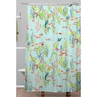 Cori Dantini The Mermaids Tale Shower Curtain