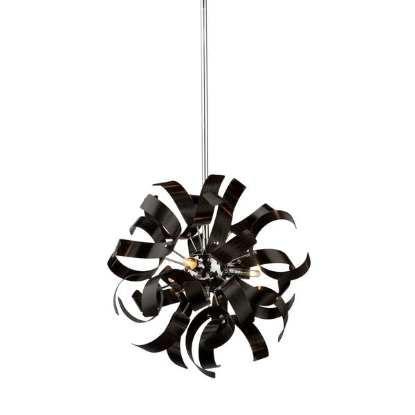 Artcraft Lighting Belair AC606BK Pendant