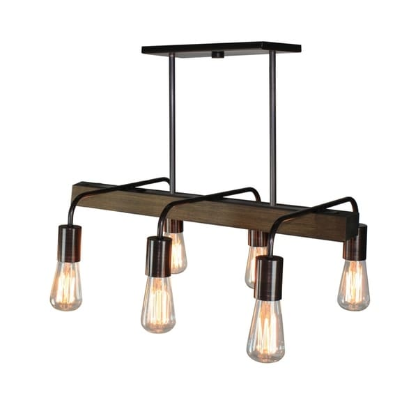 Artcraft Lighting Lynwood AC10456BU Island Light