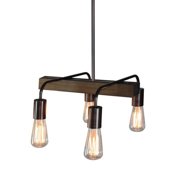 Artcraft Lighting Lynwood AC10454BU Island Light