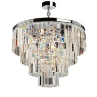 Artcraft Lighting El Dorado AC10410CH Chandelier