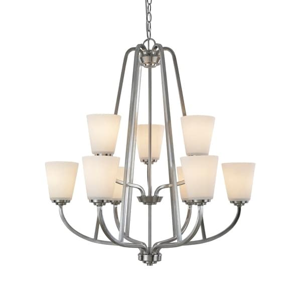 Artcraft Lighting Hudson AC10469BN Chandelier