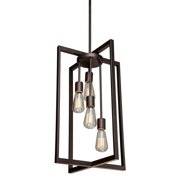 Artcraft Lighting Gastown AC10414 Chandelier