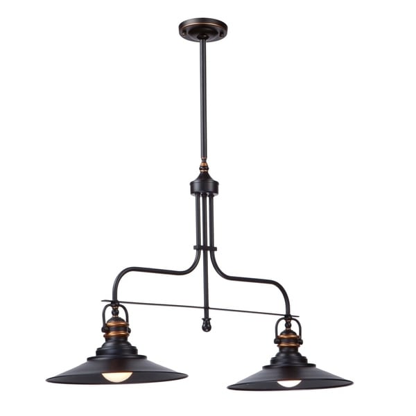 Artcraft Lighting Heath AC1472BZ Island Light