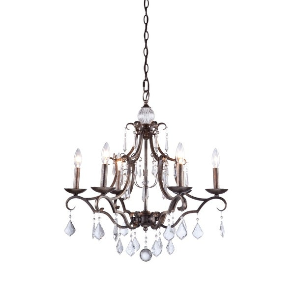 Artcraft Lighting Vintage CL1576DB Chandelier