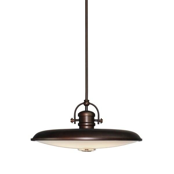 Artcraft Lighting Profile 6 Light Oil Rubbed Bronze Pendant