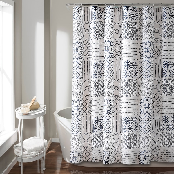 The Curated Nomad Bernardino Shower Curtain