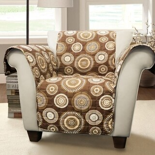 Lush Decor Cleo Arm Chair Furniture Protector