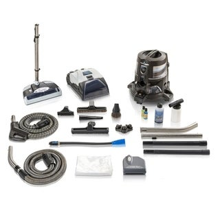 Reconditioned E series E2 Blue Rainbow Vacuum w/ Prolux Storm and GV Power Head
