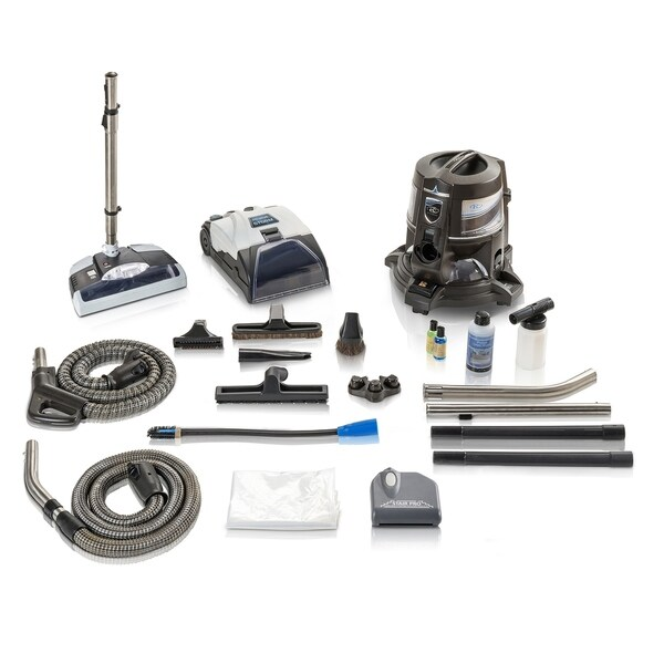 Reconditioned E series E2 Blue Rainbow Vacuum w/ Prolux Storm and GV Power Head With New Aftermarket Tools & Attachments