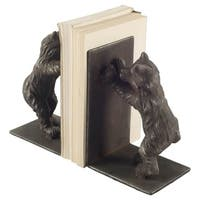 Mercana Perry  (Set of 2) Metal Books End (Set of 2)