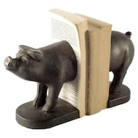Mercana Wilber I (Set of 2) Metal Book Ends (set of 2)
