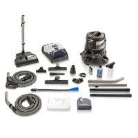 Reconditioned E series E2 Blue Rainbow Vacuum w/ Prolux Storm and Genuine Power Head With New Aftermarket Tools & Attachments