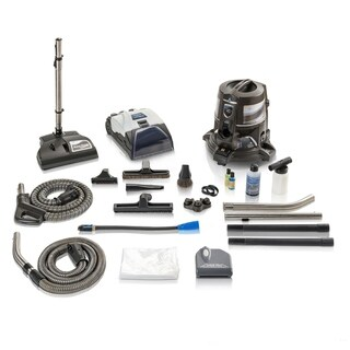 Reconditioned E series E2 Blue Rainbow Vacuum w/ Prolux Storm and Genuine Power Head