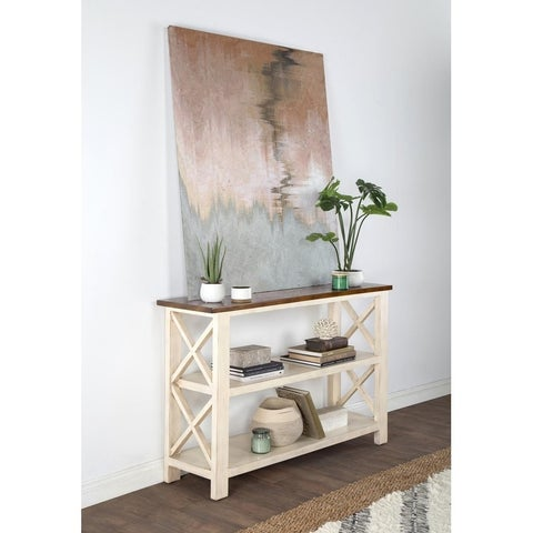 Kavala Console Table by Kosas Home - 36hx56wx16d